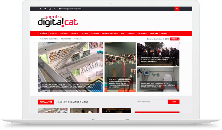 Garrotxa Digital