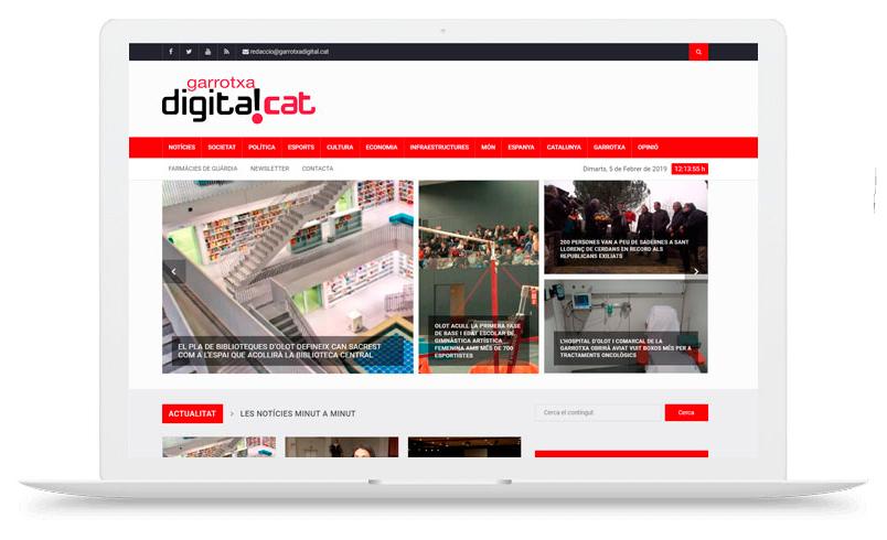 Pàgines web per empreses